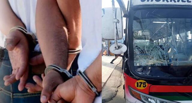 Dictan prisión para dos choferes que causaron la muerte de un inspector de tránsito en Chorrillos