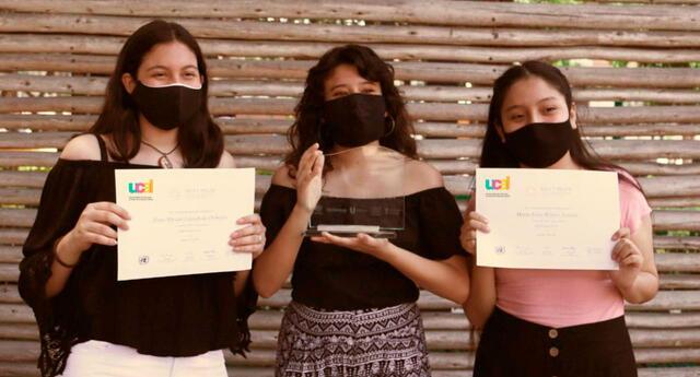 ChocoCrick ha sido desarrollado por tres jóvenes universitarias para combatir la anemia en el Perú.