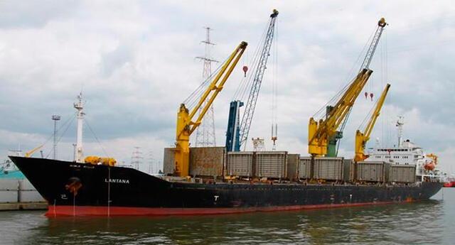 """El Saviz era un barco civil estacionado allí para proteger la región contra los piratas"""", dijo el portavoz ministerial, Saeed Khatibzadeh."""
