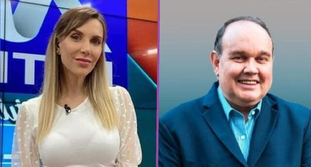 Juliana Oxenford emprenderá medidas legales contra Rafael López Aliaga.