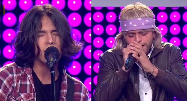 Yo Soy: Imitadores de Bon Jovi y Kurt Cobain cautivan al jurado y pasan a siguiente etapa