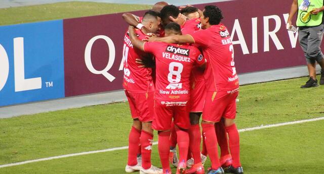 Sport Huancayo avanzó en la Copa Sudamericana al superar a UTC.