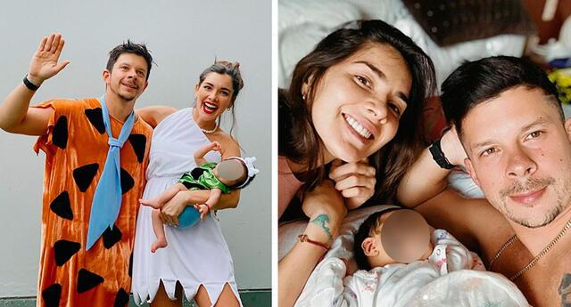 Korina Rivadeneira y Mario Hart planean agrandar su familia.