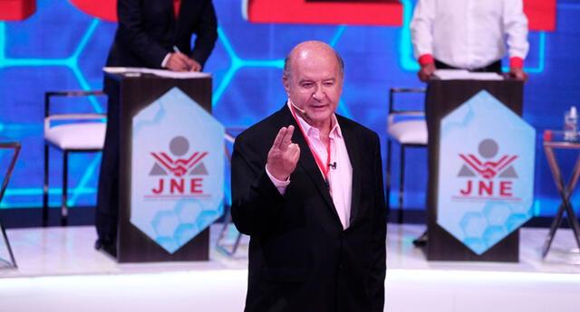 Hernando de Soto, candidato presidencial por Avanza País, busca llegar a la presidencia del Perú en estas elecciones.