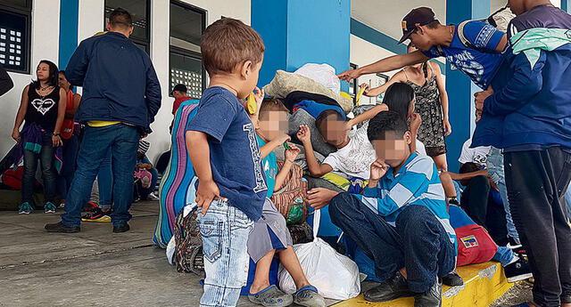 Hasta ese momento contabilizaban 23.518 repatriados a Venezuela, la mayoría provenientes de Brasil (7.285), Perú (5.244) y Ecuador (4.516).