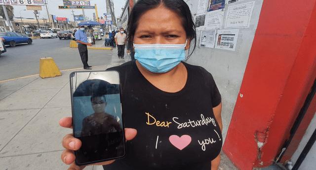 La familia del menor fallecido pide a las autoridades que no liberen al responsable de la muerte del adolescente.