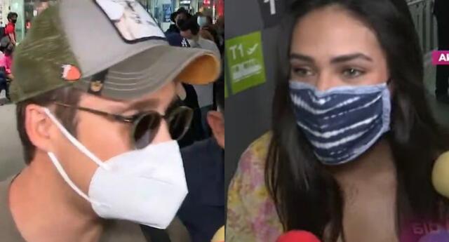 El actor Diego Boneta negó un romance con Renata Notni. Sin embargo, ambos fueron captados lléndose de viaje a Puerto Vallarta, en México.