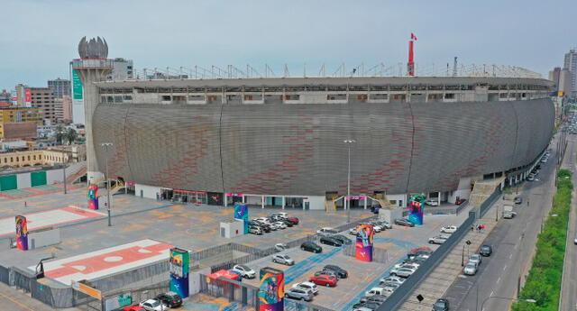 El IPD informó además que hay ochos complejos en Lima donde se están culminando de instalar las mesas de sufragio.
