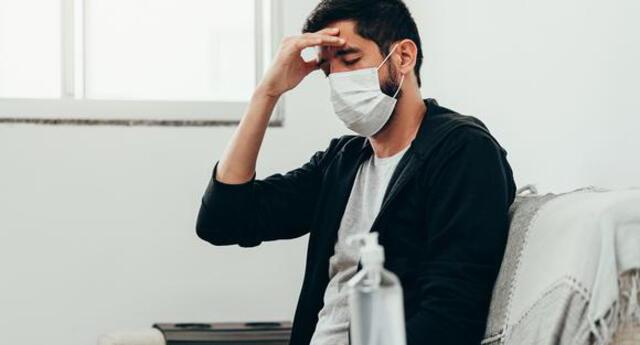 El estudio no descarta que una persona puede contagiarse hasta tres vece de coronavirus.