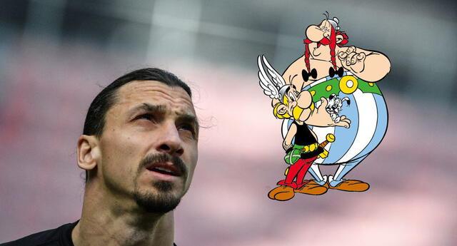 Zlatan Ibrahimovic lo ha logrado todo en el fútbol y ahora incursiona en el cine.