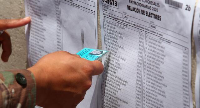 Toque de queda será desde las 11 p. m. el día de las Elecciones 2021.
