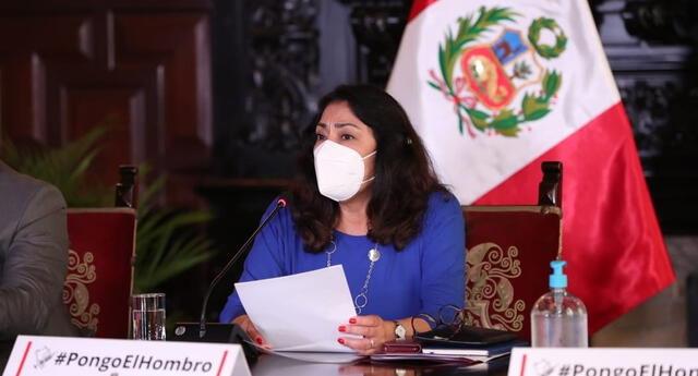 Gobierno brindó nueva conferencia de prensa en plena segunda ola del coronavirus.