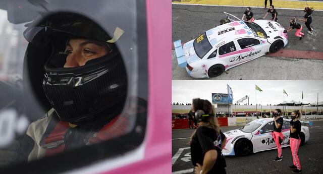Equipo de mujeres argentinas hacen historia en el automovilismo y las redes sociales estallan.