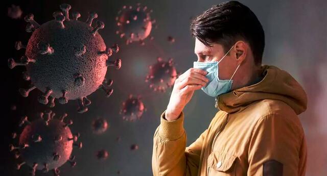 La primera infección por COVID-19 desarrollaría síntomas leves.