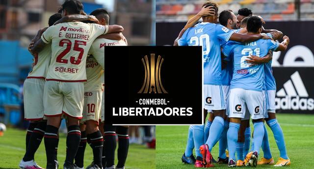 Sigue todas las incidencias del sorteo de la Copa Libertadores 2021 por El Popular.