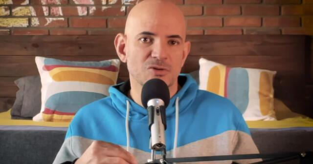 Ricardo Morán invitó a sus fans a hablar sobre este tema.