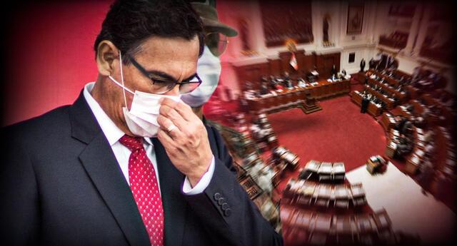 Pleno del Congreso evaluará el viernes 16 de abril la inhabilitación de Martín Vizcarra.