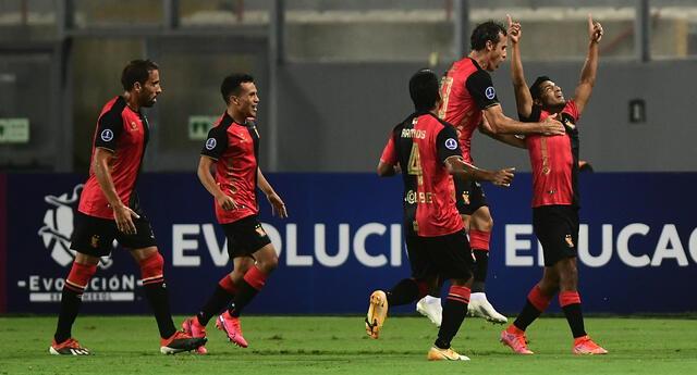 Melgar avanzó en la Copa Sudamericana al superar a Mannucci.