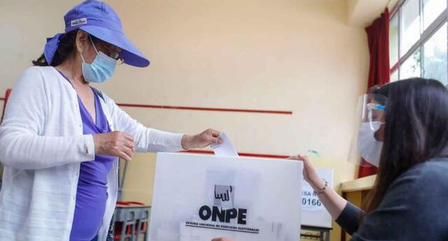 Peruanos podrán votar en Argentina.