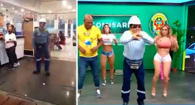 Carlos Vílchez recreará al ingeniero del videoclip de Explosión Iquitos.