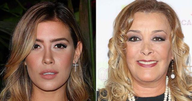 Silvia Pasquel apoya incondicionalmente a Frida Sofia.
