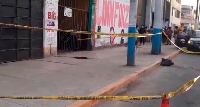 madre de familia fallece tras recibir tres balazos durante balacera