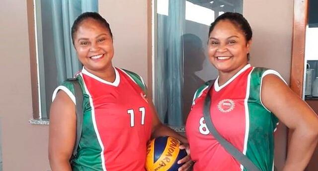 Las gemelas y su madre pasaron sus últimos días en el Hospital Universitario de Brasil.