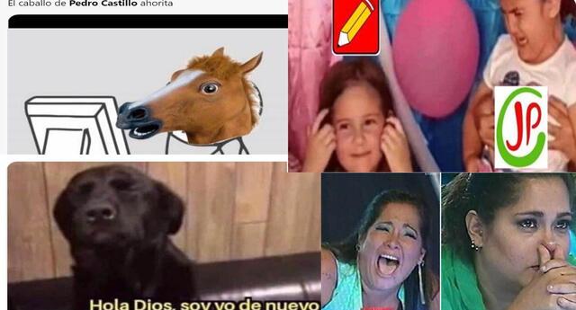 Los increíbles memes tras flash electoral 2021 que encabeza Pedro Castillo.