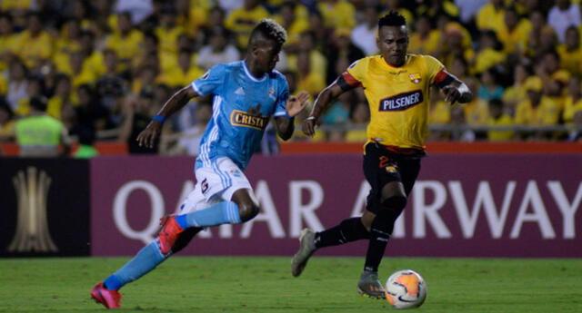 No jugará Cristal con Sao Paulo en Lima podría ser en Asunción o Arica.