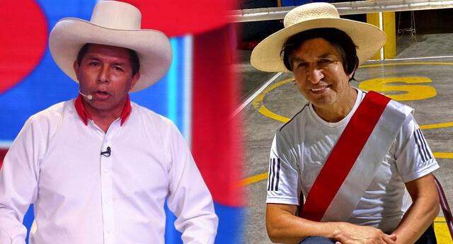 """Fernando Armas luego del flash electoral: """"Alistando personaje"""""""