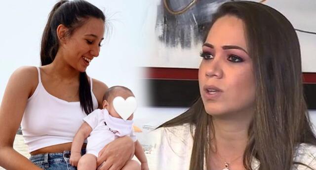 Melissa Klug pide a Samahara Lobatón que peine a su hija tras subir una foto a Instagram