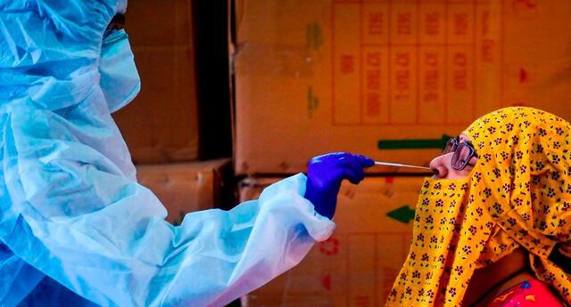 India supera a Brasil y ahora es el país más afectado por la pandemia de coronavirus.