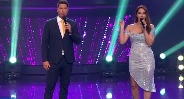 Cristian Rivero y Karen Schwarz le dieron inicio a las galas.