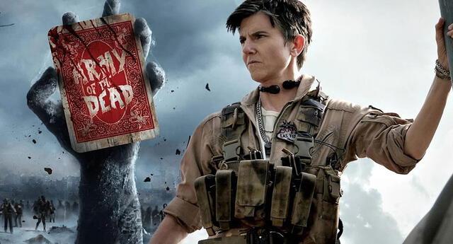 Su nueva película  deZack Snyder