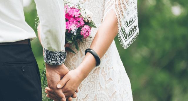 Imagen ilustrativa de la boda