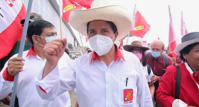Pedro Castillo responde sobre el gas de Camisea