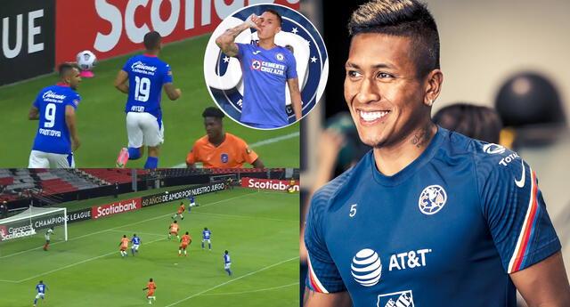 Yoshimar Yotún marcó un golazo a días del encuentro ante el América de Pedro Aquino.