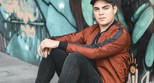 Alvaro Rod, el cantante más escuchado en el Perú