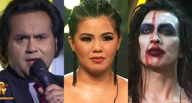 Los cantantes Estrella Torres y Jairo Tafur cuestionaron el ademán que realizó Mike Bravo en Yo Soy, grandes batallas, grandes famosos.