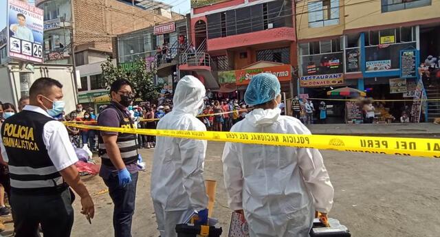 La víctima fue registrada como una ciudadana extranjera. Tras su muerte deja a una niña de cuatro años en orfandad.