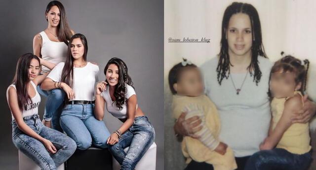 Hija mayor de Melissa Klug comparte fotos inéditas de su infancia [VIDEO]