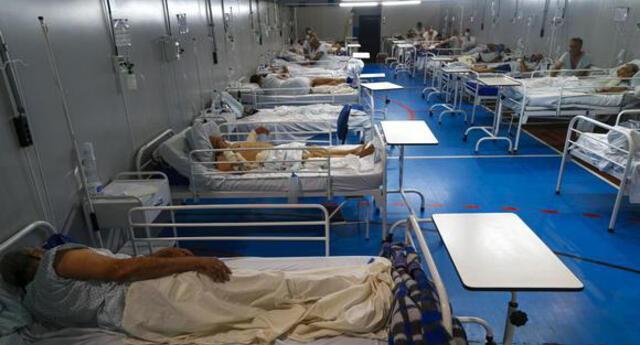 """Brasil vive una """"catástrofe humanitaria"""" por su respuesta a la COVID-19, según Médicos Sin Fronteras."""