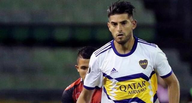 Carlos Zambrano no entrenó este jueves con el plantel de Boca Juniors.
