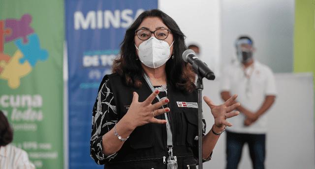 Violeta Bermúdez asegura que elecciones 2021 fueron transparentes.