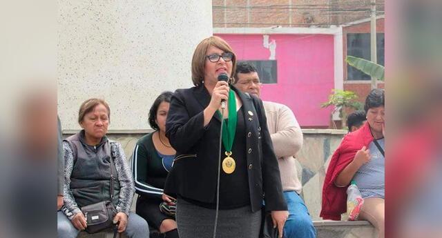 Diversas organizaciones y personajes políticos lamentaron la partida de una luchadora social como lo fue Luisa y destacaron el legado que dejó mientras se desempeñó como funcionaria en La Libertad.