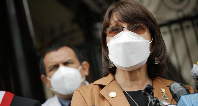 Pilar Mazzetti no ejercerá cargo público por 8 años
