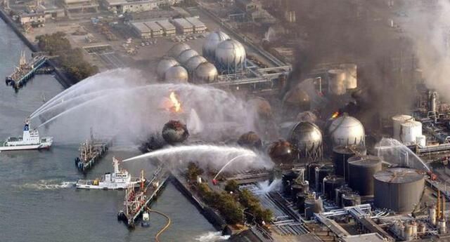 Según el operador de la planta, Tokyo Electric Power Co. (TEPCO), su capacidad de almacenar el agua en tanques llegará a su límite en otoño de 2022.
