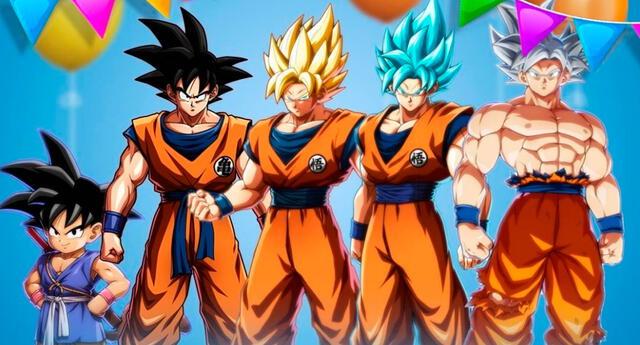 No se debe confundir el cumpleaños del superhéroe japonés con el Día de Goku, el cual es celebrado el 9 de mayo.