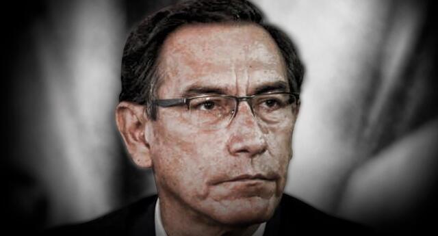 Martín Vizcarra fue vacado por el mismo Congreso, en noviembre de 2020, por haberse vacunado irregularmente. Foto: composición de Gerson Cardoso/La República