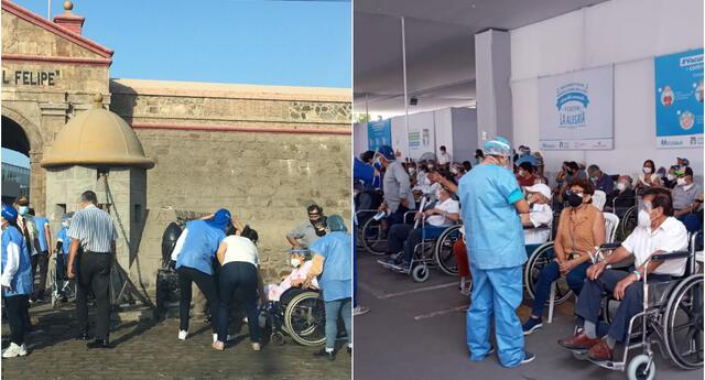 Defensoría del Pueblo realizó observaciones al Minsa sobre el proceso de vacunación.